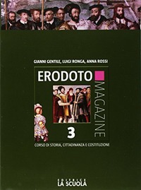 ERODOTO MAGAZINE 3 ED. MISTA