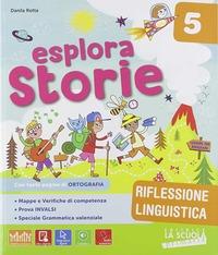 ESPLORA STORIE 5 ED. MISTA
