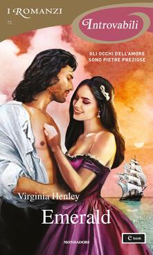 Emerald - Virginia Henley - ebook