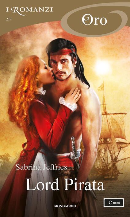 Lord Pirata - Sabrina Jeffries - ebook