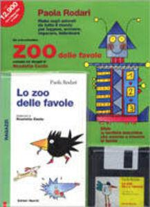 Libro Lo zoo delle favole Paola Rodari