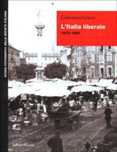 L' Italia liberale (1870-1900)