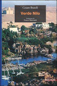 Libro Verde Nilo Cesare Brandi
