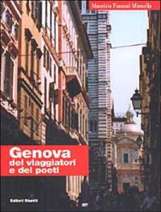 Genova dei viaggiatori e dei poeti - Maurizio Fantoni Minnella - copertina