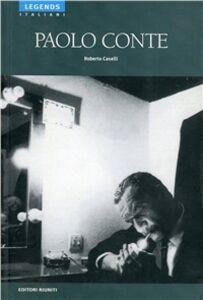 Foto Cover di Paolo Conte, Libro di Roberto Caselli, edito da Editori Riuniti