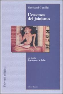 Voluntariadobaleares2014.es L' essenza del jainismo. La storia, il pensiero, le fiabe Image