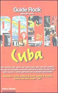 Libro Cuba Marcello Lorrai