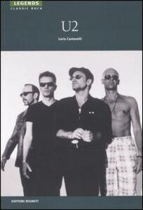 Libro U2 Loris Cantarelli