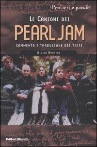 Le canzoni dei Pearl Jam