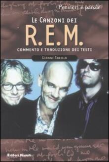 Camfeed.it Le canzoni dei R.E.M. Image