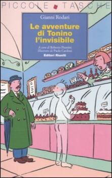 Ristorantezintonio.it Le avventure di Tonino l'invisibile Image