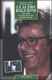 Claudio Baglioni 1970-2005. 35 anni di piccole grandi canzoni