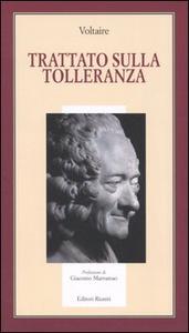 Libro Trattato sulla tolleranza Voltaire