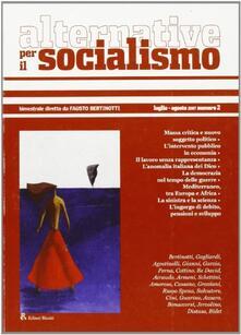 Criticalwinenotav.it Alternative per il socialismo (2007). Vol. 2 Image