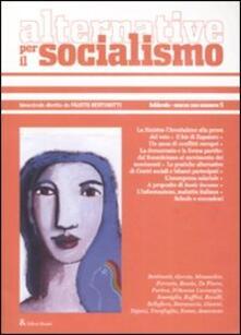 Grandtoureventi.it Alternative per il socialismo (2008). Vol. 5 Image