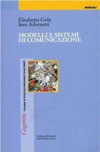 Modelli e sistemi di comunicazione