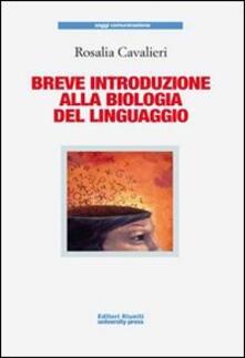Listadelpopolo.it Breve introduzione alla biologia del linguaggio Image