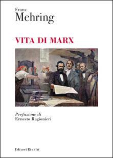 Cocktaillab.it Vita di Marx Image