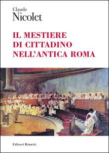 Winniearcher.com Il mestiere di cittadino nell'antica Roma Image