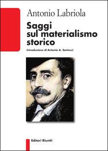 Premioquesti.it Saggi sul materialismo storico Image
