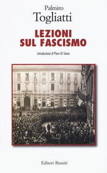 Librisulrazzismo.it Lezioni sul fascismo Image