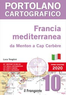 Daddyswing.es Francia mediterranea da Menton a Cap Cerbère. Portolano cartografico Image