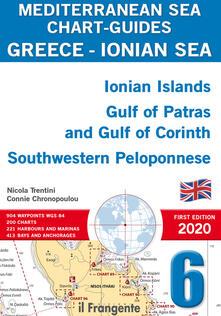 Greece, Ionian sea. Ionian Islands, Gulf of Patras and Gulf of Corinth Southwestern Peloponnese. Mediterranean sea chart-guides.pdf