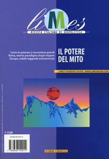 Filmarelalterita.it Limes. Rivista italiana di geopolitica (2020). Vol. 2: potere del mito, Il. Image