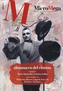 Winniearcher.com Micromega (2020). Vol. 1: Almanacco del cinema. Image