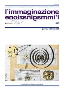 Libro L' immaginazione (2020). Vol. 315