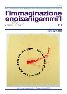 Grandtoureventi.it L' immaginazione (2020). Vol. 316: Marzo-aprile. Image