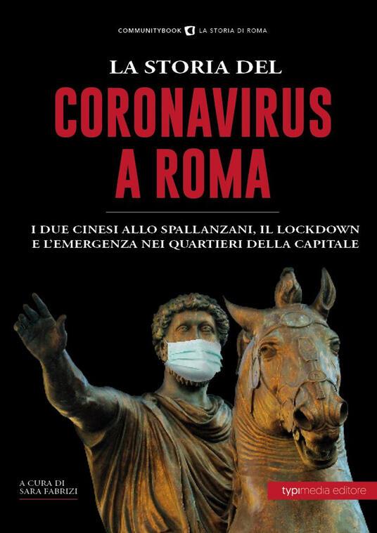 La storia del Coronavirus a Roma e nel Lazio - copertina