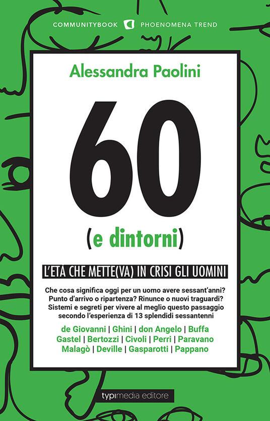 60 (e dintorni) - Alessandra Paolini - copertina