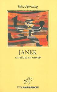 Janek. Ritratto di un ricordo