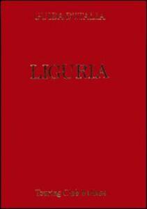 Foto Cover di Liguria, Libro di  edito da Touring