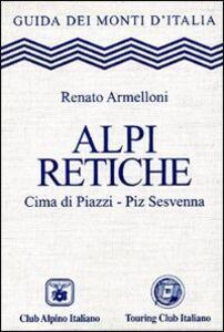 Libro Alpi Retiche