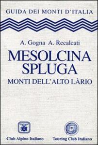Mesolcina, Spluga