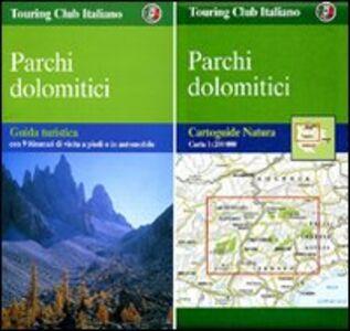 Libro Parco Dolomiti