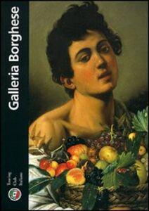 Libro Galleria Borghese