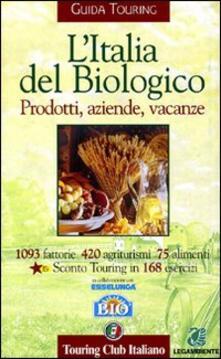 L' Italia del biologico