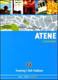 Atene - copertina