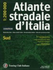 Amatigota.it Atlante stradale d'Italia. Sud 1:200.000 Image