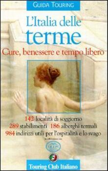 Capturtokyoedition.it L' Italia delle terme Image