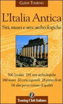 Promoartpalermo.it L' Italia Antica. Siti, musei e aree archeologiche Image