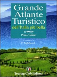 Libro Grande atlante turistico 1:400.000. Vol. 1