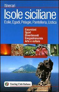 Libro Isole siciliane