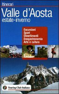 Libro Valle d'Aosta