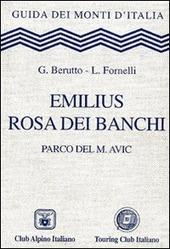 Emilius, Rosa dei Banchi. Parco del M. Avic