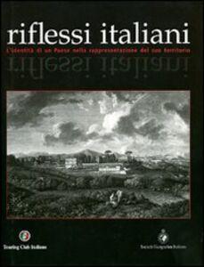 Libro Riflessi italiani