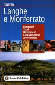 Libro Langhe e Monferrato